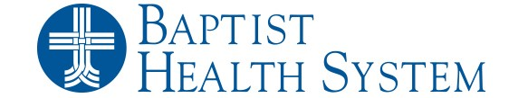 Baptist Health System Home Header