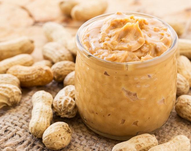 Peanut Butter Jar