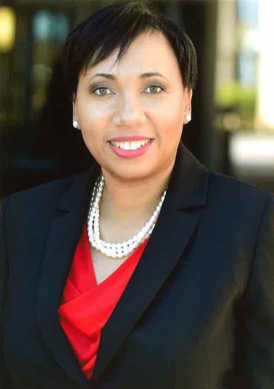 Photo of Lynnette M. Watkins, M.D., M.B.A., FACS, FACHE, CPE