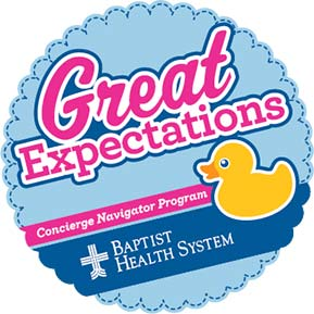 BHS Great Expectations logo