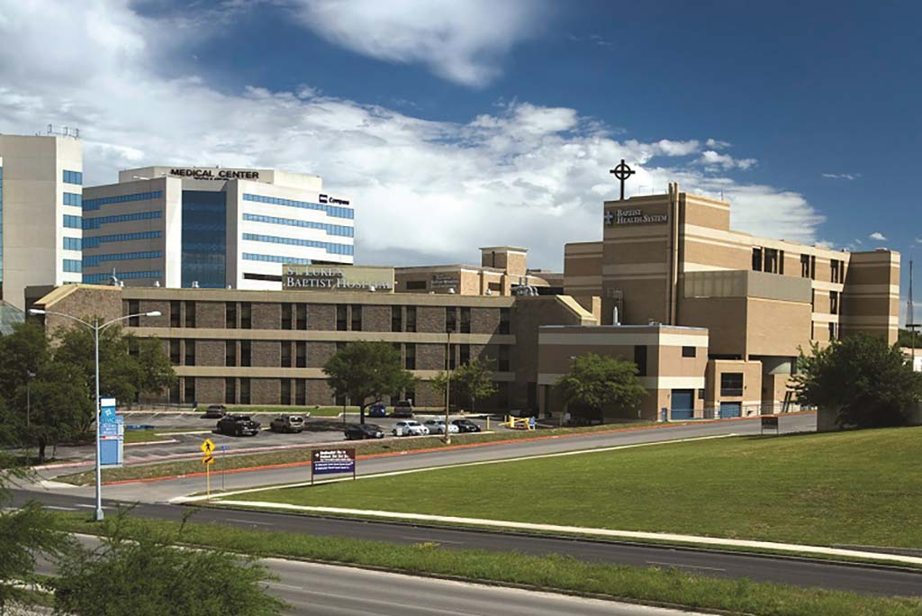 Saint Luke's Baptist Hospital