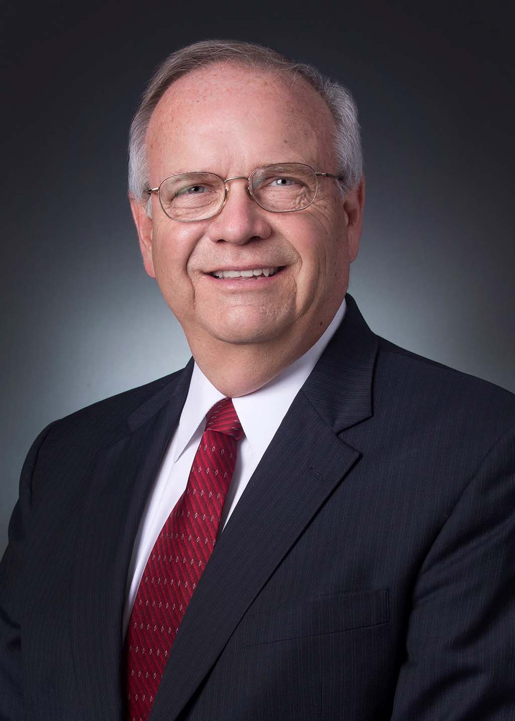 Photo of Keith D. Bruce, M.Div., D.Min.
